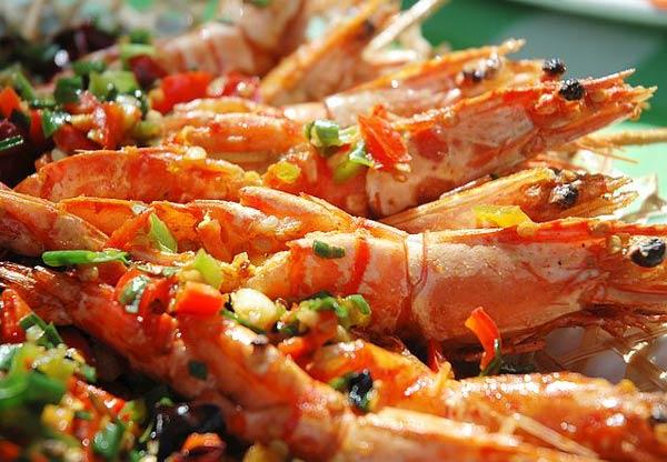 常吃海鲜预防癌症