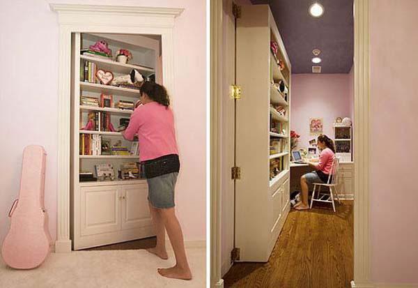 隐藏在房子里的秘密 绝对有创意