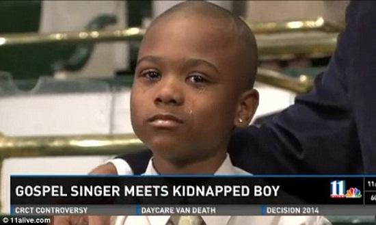 美国男童被绑架后重复唱圣歌 最终安全脱险