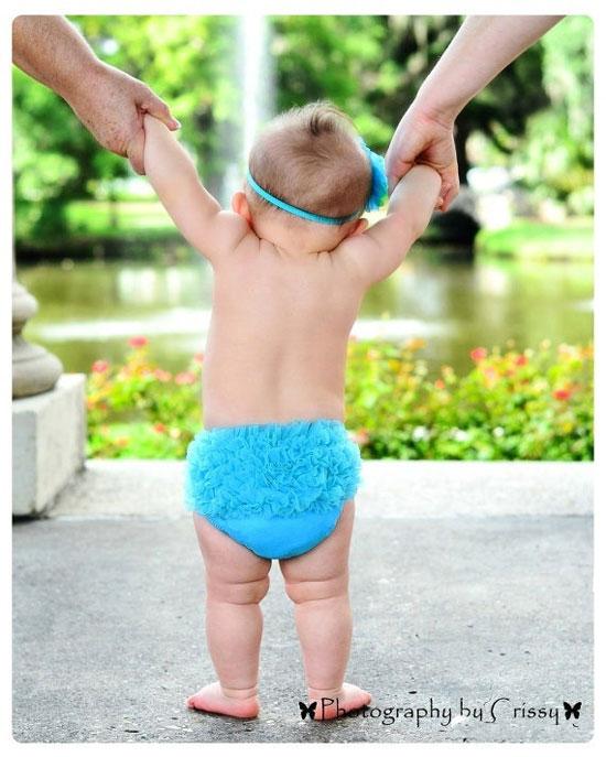 和宝贝一起成长 抓住每一精彩瞬间