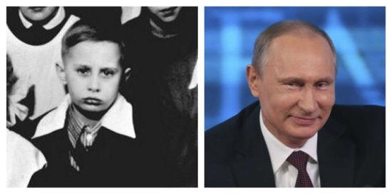 世界各国领导照片对比,你都认识吗?