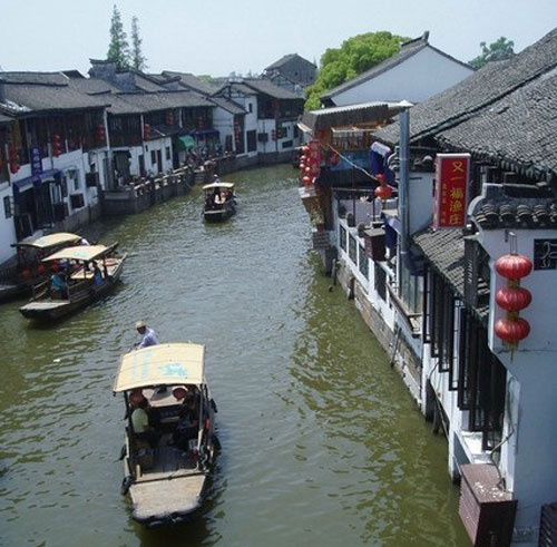 上海好玩的景点排行榜