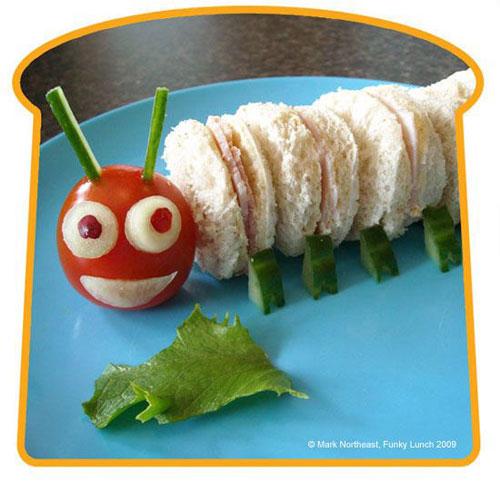 亲自动手和孩子们做有趣有好玩的美食(2)