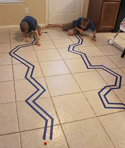 好玩的家庭游戏,要让孩子远离ipad