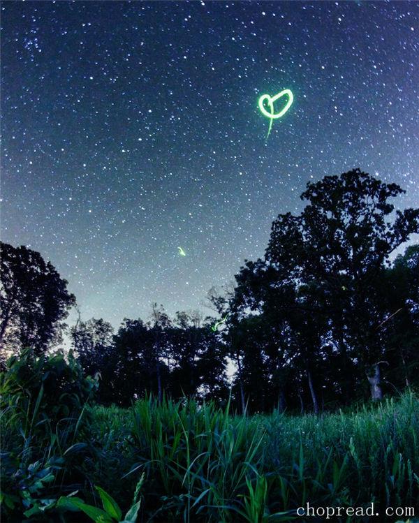 摄影师Vincent Brady:绚烂萤火虫之光带你寻找童年的回忆