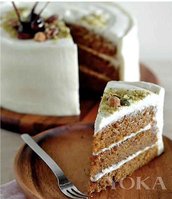 15款最受欢迎的蛋糕排行榜