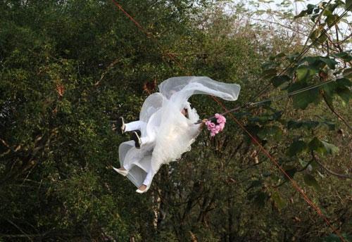为了结婚,地球人都拼了~