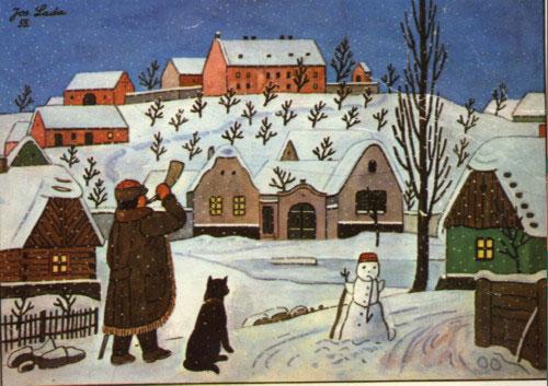 世界各国圣诞节习俗差异
