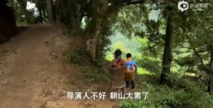 王艳带逗萌儿子参录电影《宝贝对不起》被疑炫富