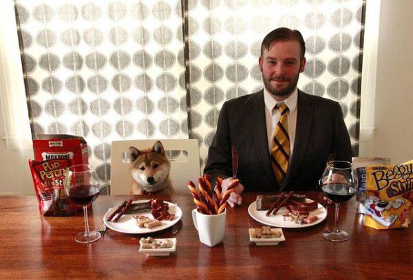 奇葩职业:狗粮试吃员