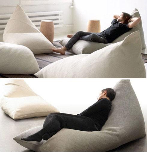 创意家居:8款让你尖叫午睡椅子 美美的睡个午觉