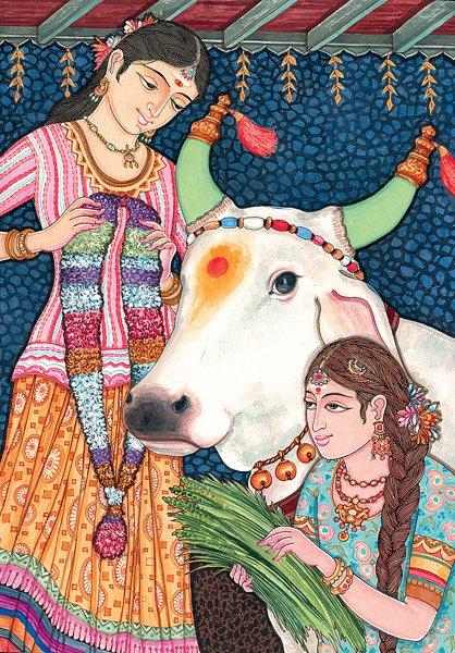印度那些牛事