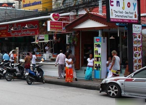 奇葩!泰国租妻价格公道还带正规发票