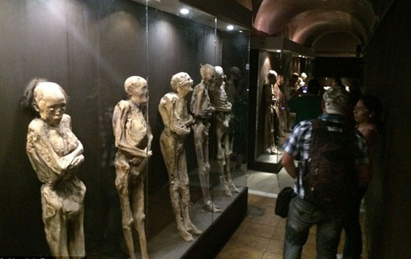 胆小者勿入!世界上最令人毛骨悚然的博物馆