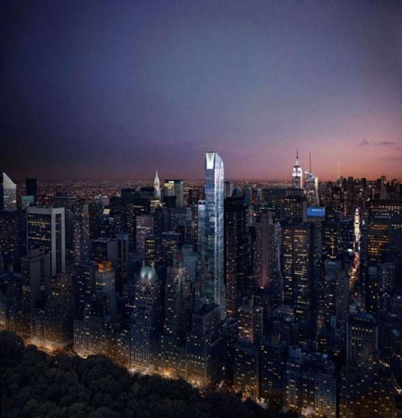 盘点十大世界最昂贵阁楼的摩天豪宅