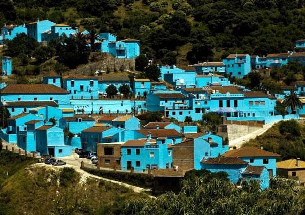国外那些美丽梦幻的童话小镇