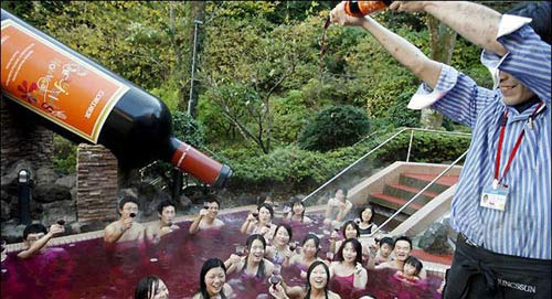 日本温泉男女混浴风俗揭秘超受欢迎
