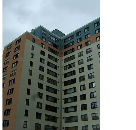 宅的最高境界,全镇居民都住在一栋楼里