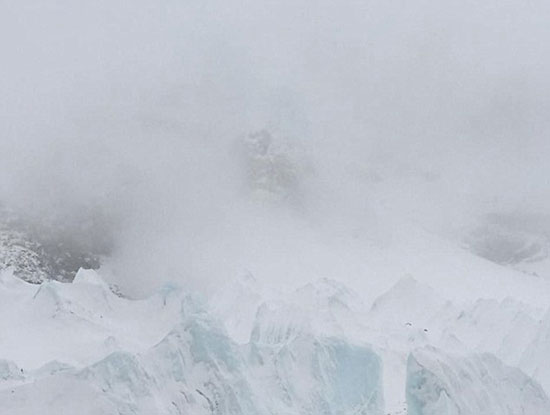 尼泊尔大地震 专家指出雪崩时的逃生之道