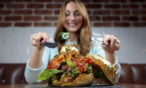 盘点汉堡界之最:辣出新高度 售价上千英镑