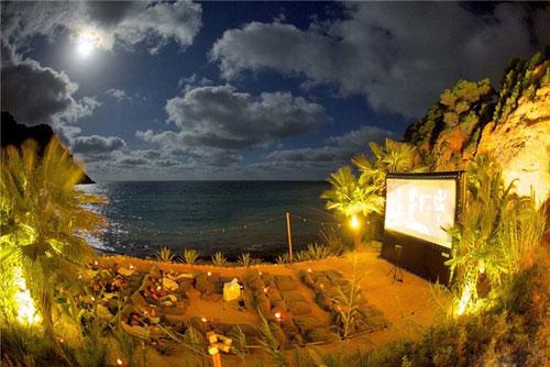 盘点世界十大最酷的露天影院