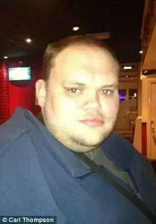 英国最胖男子猝死家中 体重达800多斤