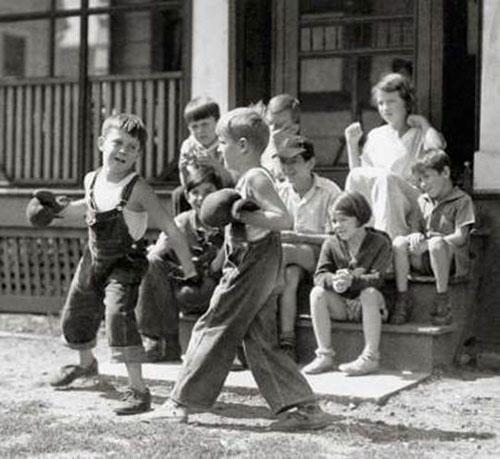 过去那些童年回忆 现在的孩子们怕再也不会做了
