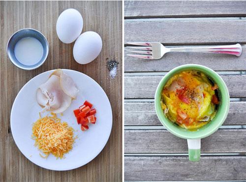 10款创意早餐食谱,你娃有福了