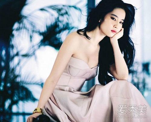 娱乐圈国民女神10大排行榜