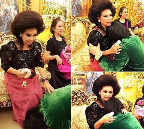 炫富!泰国土豪母子豪到世界无敌,跪着看完了!