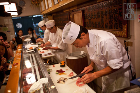 吃货的世界:全球比哈佛还难进的九大餐厅