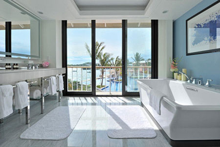 那些全球最酷的设计酒店 想好去哪旅游了吗?