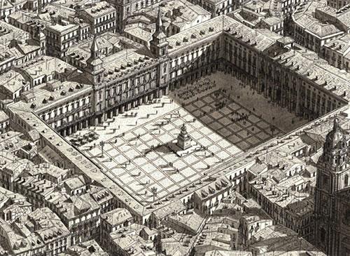 记忆画师带你遍览世界著名城市