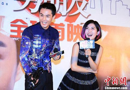 谢娜美国游学首次缺席2015湖南卫视跨年晚会 将由张杰代替