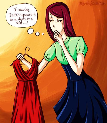 高个子姑娘的穿衣烦恼 教你10招破解难题