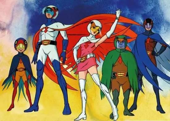 除了奥特曼、铁臂阿童木,日本还有这些超级英雄!