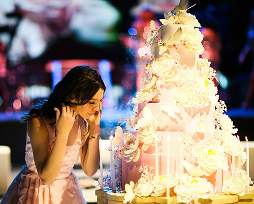 有钱任性!美国15岁女孩奢华生日宴耗资4000万