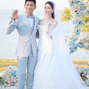 你印象最深,最喜欢的明星婚礼是?