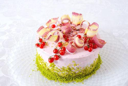 沙拉也能做成蛋糕,甜品下午茶又多了一种新形式