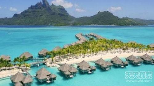 世界十大消费最高旅游胜地 第一让你想不到