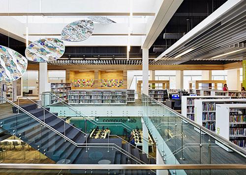 把老图书馆改成老少皆宜的空间,来看美国这个示范