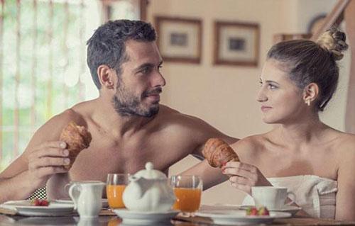 这家即将开放的裸体餐厅,让身体获得真正的解放