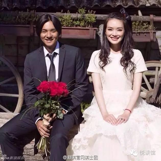 舒淇:你还不是娶了别人,我也嫁给了冯德伦