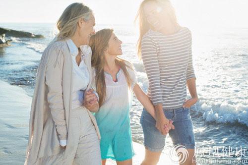 微信朋友圈晒步数 每天走多少步有益健康