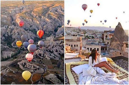 15个世界最梦幻旅程目的地,来次说走就走的旅行!