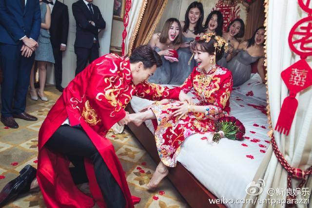 38岁的陈紫函终于嫁了 网友说这才是娱乐圈最真实的婚礼